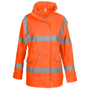 Women's hi-vis executive jacket (HVP189) Thumbnail