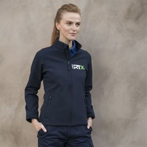 Women's Pro 2-layer softshell jacket Thumbnail