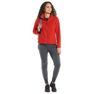 Ladies Classic Full Zip Fleece Jacket Thumbnail