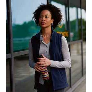 Women's microfleece bodywarmer Thumbnail