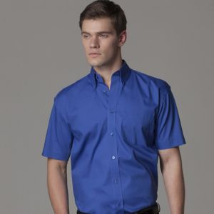 Corporate Oxford shirt short sleeved Thumbnail