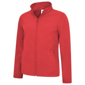 Ladies Classic Full Zip Soft Shell Jacket Thumbnail